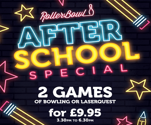 After School Special 2 Games £9.95