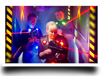 Laserquest is open for business
