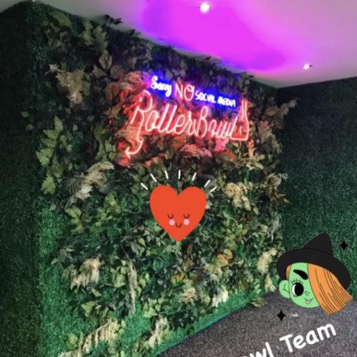 Happy Halloween from Rollerbowl Team----