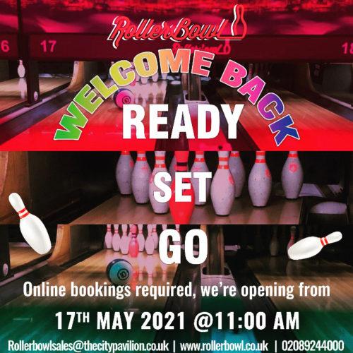 Online Bookings Now Open----